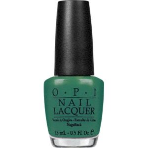 Stock Photo OPI Jade is the new blck