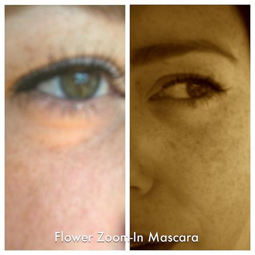 Flower Zoom-In Mascara Diptic